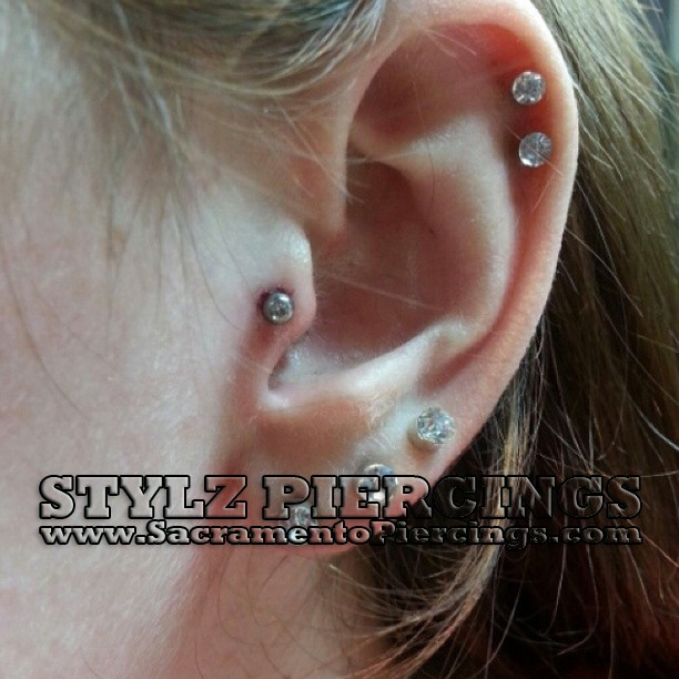 how to become a piercer in california