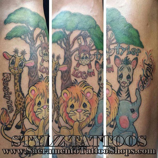 best tattoo shop rancho cordova ca