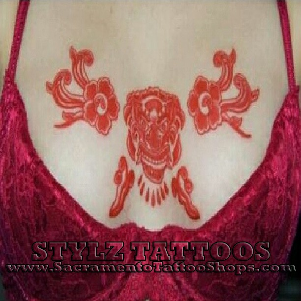 Chest Tattoo Prices Sacramento