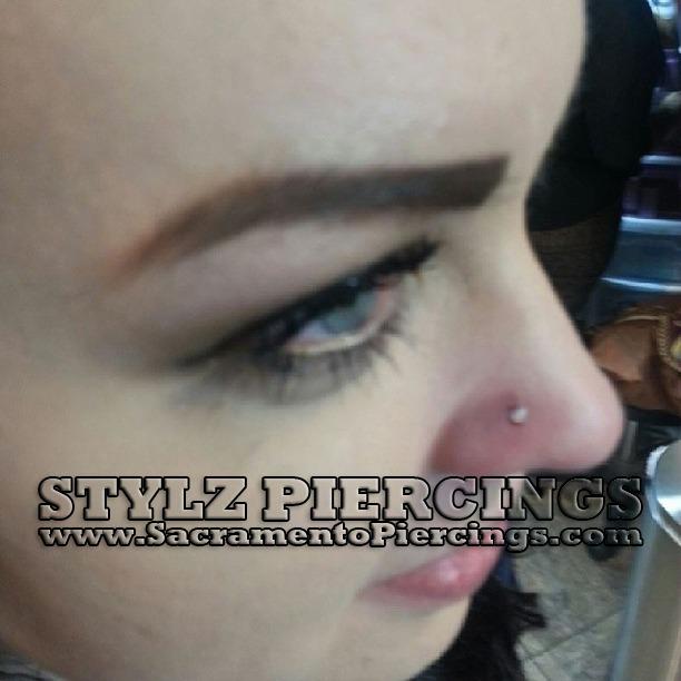 nose piercing shops sacramento