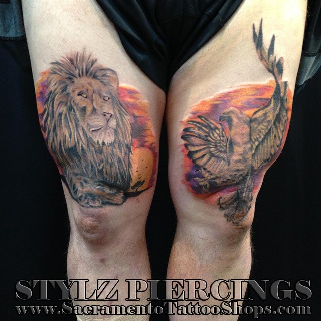 Tattoo pictures best tattoo shop in sacramento for Sacramento tattoo and piercing