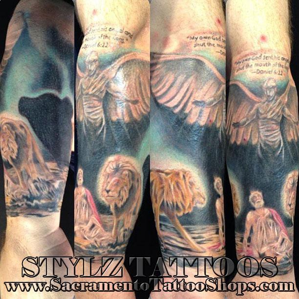 stylz tattoo shop midtown ca