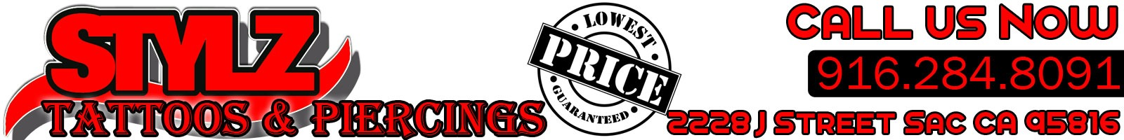 Best Prices for Tattoos Piercings in Sacramento